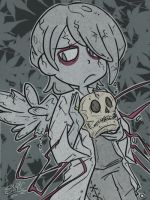 An Emo of Stone by sanna-mania