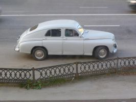 GAZ  M20 by 4ajka