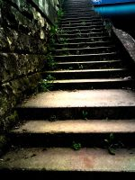 Stairs by PimBar