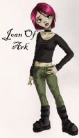 Clone High: Joan by lemonfox2002