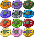 Adventure Digivices by Wooded-Wolf