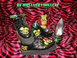 RAT FINK FOR ME AND THE HUBBY by luckyhellcat