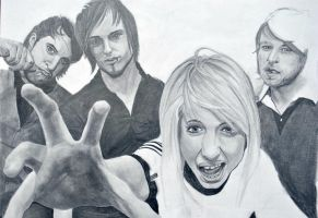 Paramore by GoddessEternal