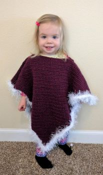 Toddler Poncho by MystiqueDeep