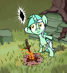 Lyra Dark Souls by scrimpeh