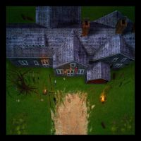 Witch House by Erebus-art