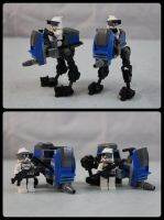 All Terrain Recon Transport (AT-RT) by ejaylee