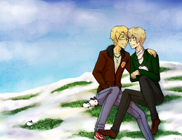 March USUK by fliff