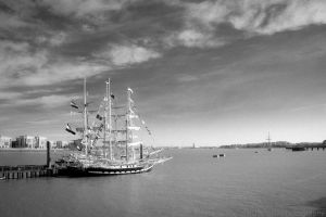 Tall Ships by aRtUSSELL