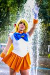 Sailor Venus by samekun
