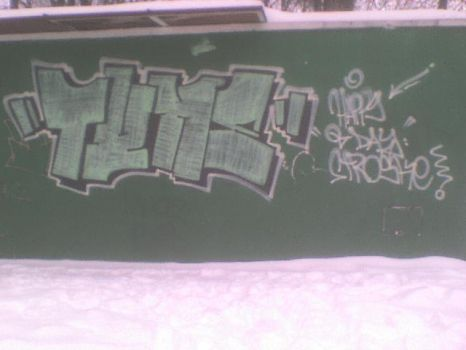 Park Bombing by tuneoner
