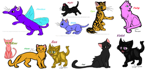 Fairy's free adoptables! by FairyTailAdict