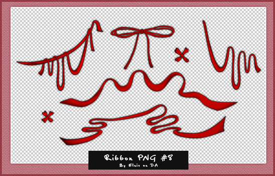 Ribbon PNG#8 by smallElnis