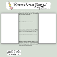 Remember Your Roots MEME by vickyjane