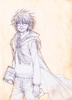Harry Potter by Chiisa