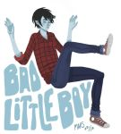Bad Little Boy by MarsWithoutStars