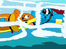 The Fight for Manaphy