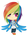 +Rainbow Dash+ by xXxSamanieXxX