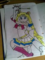 My first sailormoon drawing by Netti-Chan15draw