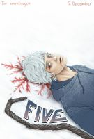 Rise of the Guardians - FIVE by Kumagorochan