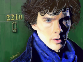 Sherlock BBC by BlueZest