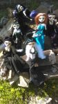 Begoths on the rocks 1 by autumnrose83