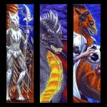 Bookmarks #02 by SiberianDragon