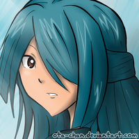 Drawing with tablet practice: Adult Kazemaru by ota-chan