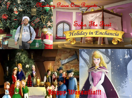 MPOR Sofia The First: Holiday In Enchancia by montey4