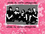kiss us, we're contagious by theSmallprint
