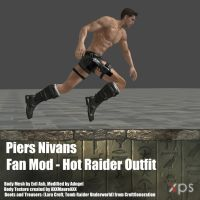 Piers Nivans FanMod Hot Raider by Adngel