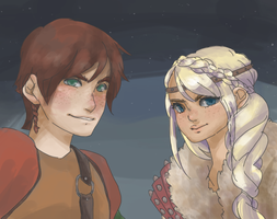 Httyd2 Color by roosephina