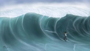 Big Wave by Tuikkis