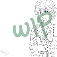 Hiccup Eating a Fish Because Why Not WIP by ChiisaiKabocha17