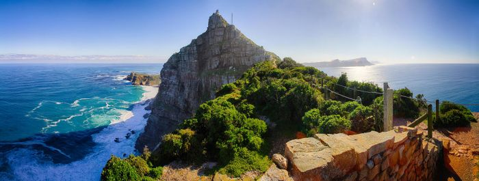 Cape Point Lighthouse by scwl