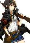 M1 Carbine Girl by RESS00