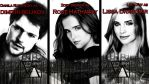 Vampire Academy: Blood Sisters Cast by Nati3Kis