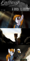 COMMISSION - Fallout Equestria: The Line (Pt 6) by Brisineo