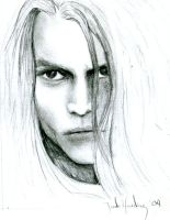 Johnny Depp by judetrinity