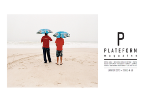 PLATEFORM ISSUE 49 by PLATEFORM