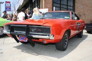 general lee dodge charger by hyperactive122986