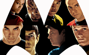 Star Trek Crew by rehsup