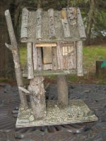 Fairy House I by misfit-t0y-st0ck