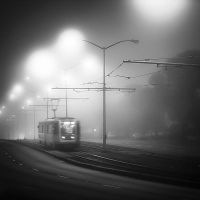 Last Train by Hengki24