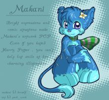 Appreachation 2 - Makani by littledigits