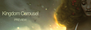 Kingdom Carousel Artbook - Preview by Peppermint-Pinwheel