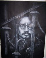 Johnny Depp by cpn-blowfish