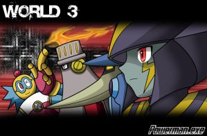 World 3 by RapidPowerBlast