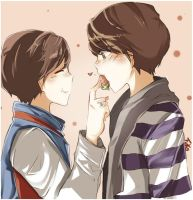 Kyumin - Strawberry love by Fuko-chan