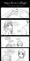 My Life in College - 001 by KaitouHyuuga
